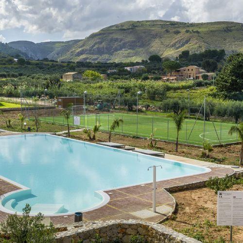 Borgo Aranci Piscina