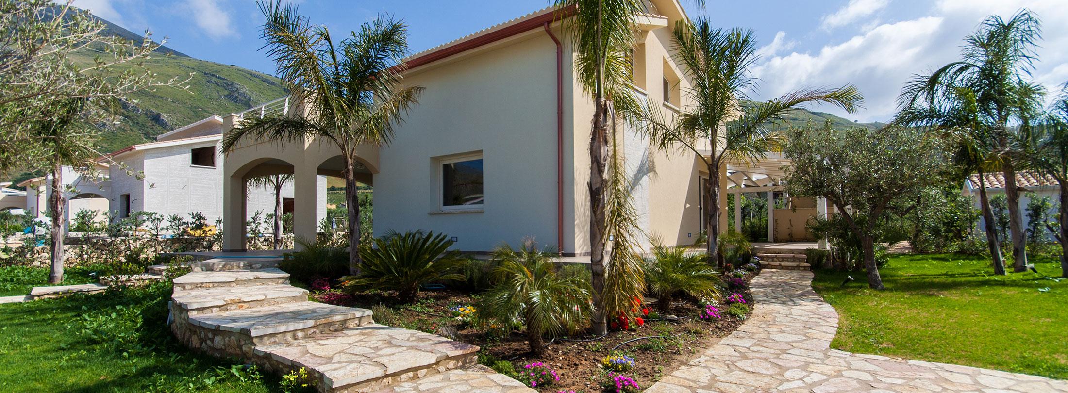 Villa Unifamiliare a Borgo Aranci